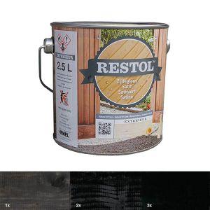 Restol Zijdeglans, Ebbenzwart, 1-productfoto.jpg