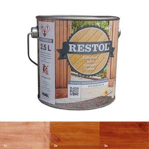 Restol Zijdeglans, Roodbruin, 1-productfoto.jpg